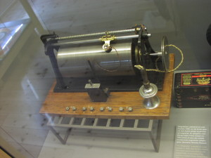 Magnetic Wire Recorder 1898