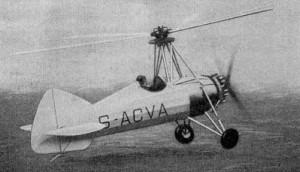Kay British Autogyro